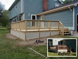 Building Porches And Decks by Moredeckpics