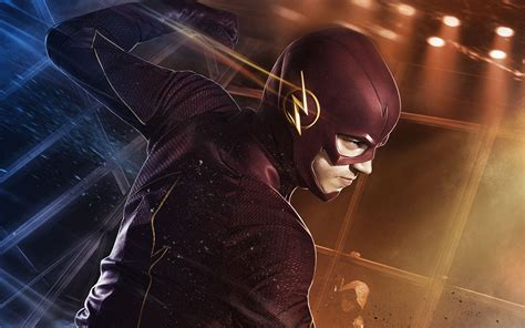 Grant Gustin as Barry Allen The Flash Wallpapers | HD