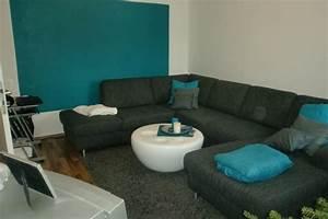 Wohnzimmer Deko Grau : wohnzimmer 39 wohnzimmer 39 mein domizil zimmerschau ~ Markanthonyermac.com Haus und Dekorationen