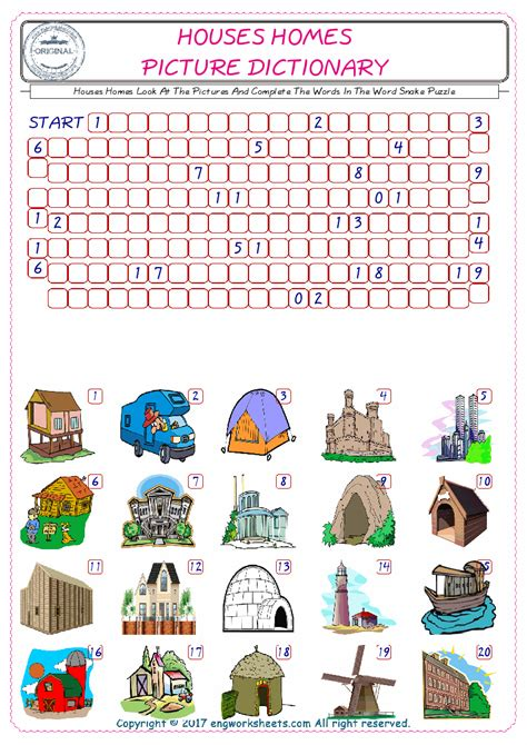 clothes esl printable vocabulary worksheets