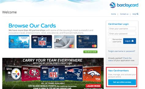 milestone credit card phone number nfl points credit card login bill payment