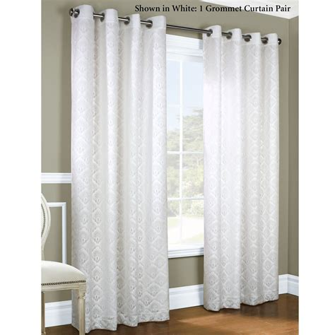 15 inspirations white curtains with blackout lining