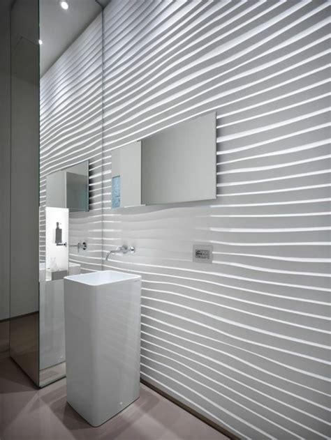 revetement mural adhesif salle de bain 1 le panneau mural 3d un luxe facile 224 avoir wordmark