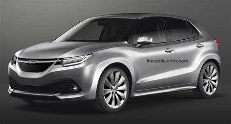 What If Suzuki's Ik-2 Concept Became A Saab 9-1?