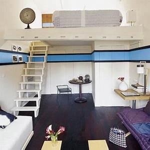 5 Tips for Decorating a Small Studio Apartment - Freshome com