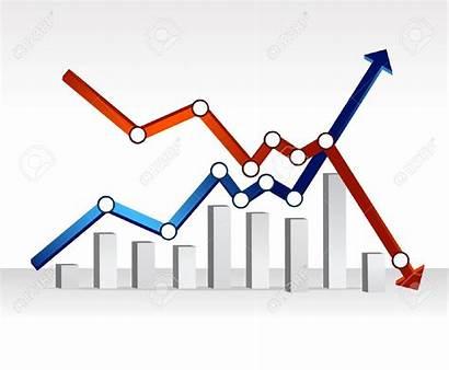 Clipart Financial Market Graph Chart Economic Marketing
