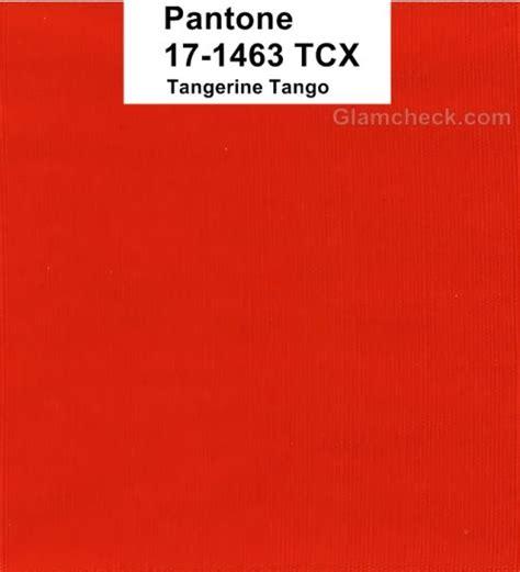 pantone color of the year 2012 pantone color of the year 2012 is quot tangerine tango quot