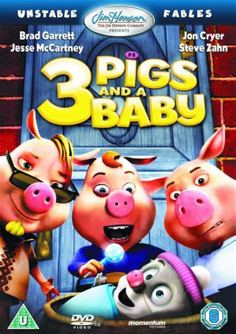 unstable fables  pigs   baby