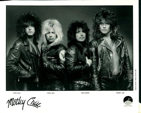 collection motley crue