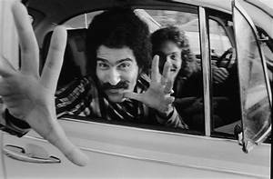 """Mike Mandel – """"People in cars 1970""""   STREET PHOTOGRAPHY ..."""