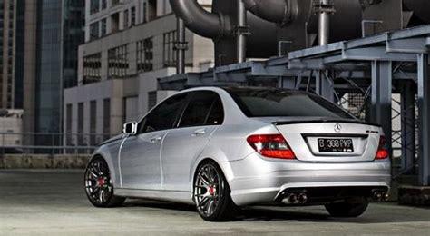 Modifikasi Mercedes Class by Modifikasi Mobil Mercedes C Class W204 Simply Sporty