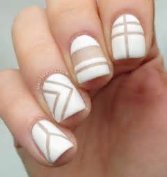 Negative space nail ideas to diy now