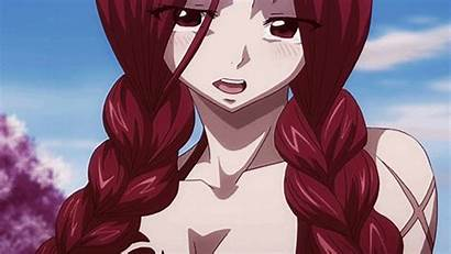 Tail Fairy Corona Erza Anime Going Scarlet
