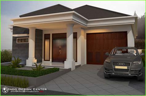 gambar desain rumah minimalis tapi mewah terbaru desain