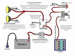 Need Simple Wiring Diagram For Rops Lights