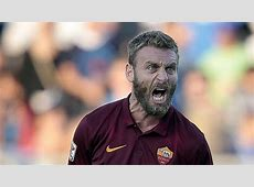 Daniele De Rossi listed as Serie A's highestpaid player