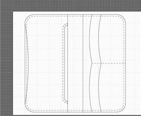wallet template 1506 best leather patterns images on embroidery leather carving and leather projects
