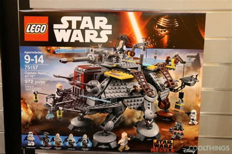 LEGO-Star-Wars-75157-Captain-Rex- AT-TE-1 – CoolThings.com ...