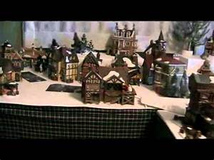 Placing The Lights in Your Dept 56 Display Part 2