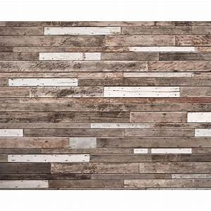 Wooden Planks Wall Mural WR50552 The Home Depot