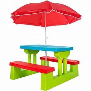 Table De Jardin Pour Enfant : table picnic enfant pas cher ~ Dailycaller-alerts.com Idées de Décoration