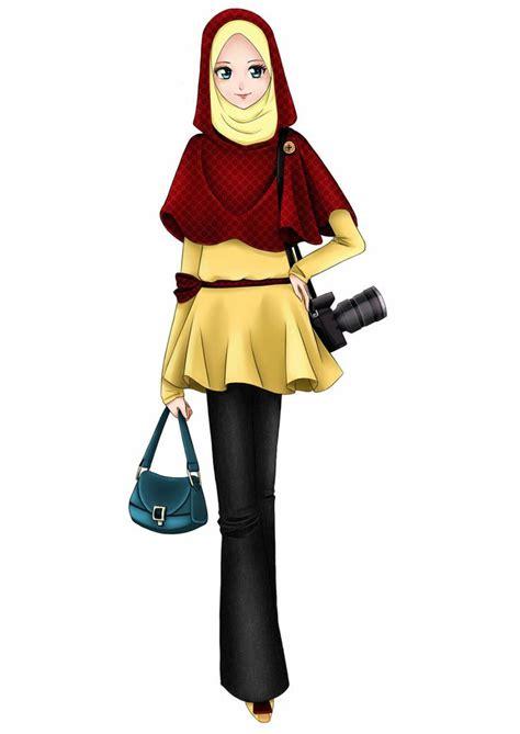 hijab images  pinterest hijab cartoon anime