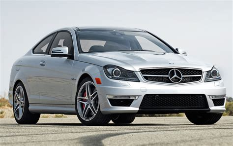 Marcedes Benz Amg : 2012 Mercedes-benz C63 Amg Coupe First Test