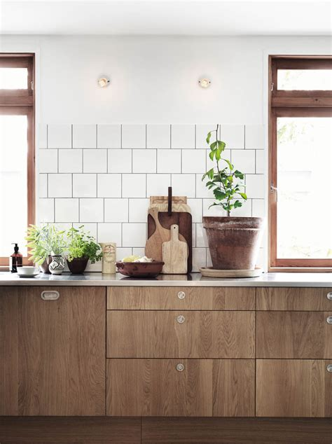 wood and white kitchen cabinets decordots 1927