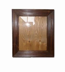 Bilderrahmen Braun Holz : bilderrahmen aus holz unterschiedliche gr en massiv aus holz ~ Markanthonyermac.com Haus und Dekorationen
