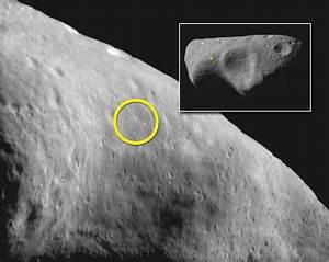 APOD: 2001 February 6 - Touchdown Site on Asteroid Eros