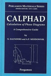Calphad Calculation Of Phase Diagrams   A Comprehensive
