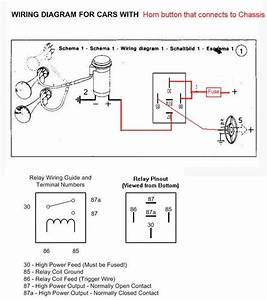 Truck Air Horn Wiring Diagram