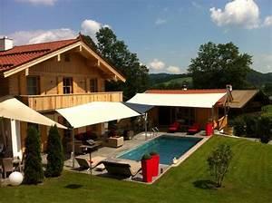 Sonnensegel Mast Holz : individuelles sonnensegel nach ihren ma en gefertigt ~ Michelbontemps.com Haus und Dekorationen