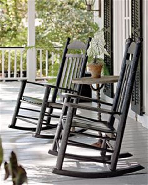 farmers porch on rocking chairs porches and