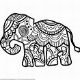 5 Zentangle Pattern Design Coloring Pages ...