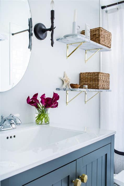 Small Bathroom Ideas On by Small Bathroom Ideas On A Budget Hgtv