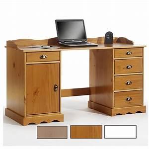 Schreibtisch Mit Aufsatz : schreibtisch mit aufsatz in 2 farben caro m bel ~ Orissabook.com Haus und Dekorationen