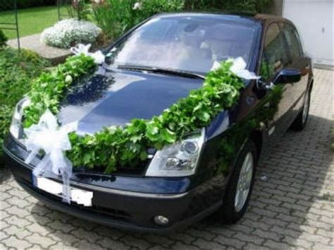 d 233 coration de voiture de mariage mariagetv