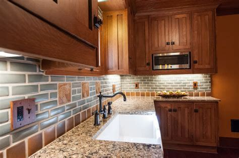 101 Craftsman Kitchen Ideas for 2019