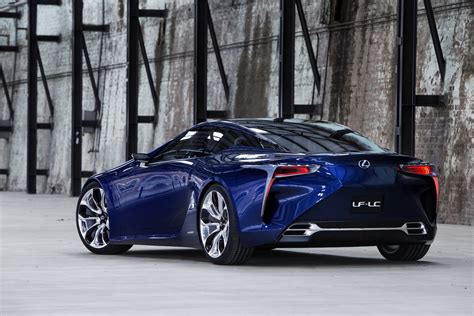 lexus blue lexus lf lc blue australian opals inspire japanese hybrid