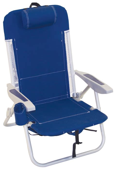rio creations backpack chair with cooler outdoor living