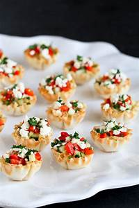 14 elegant bridal shower appetizers appetizer recipes With appetizers for wedding shower