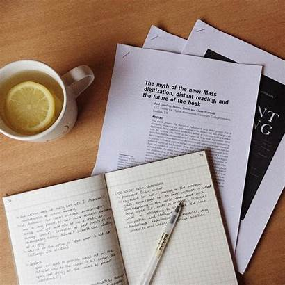 Study Studying Motivation Aesthetic Notes Books Thetechnologyreport