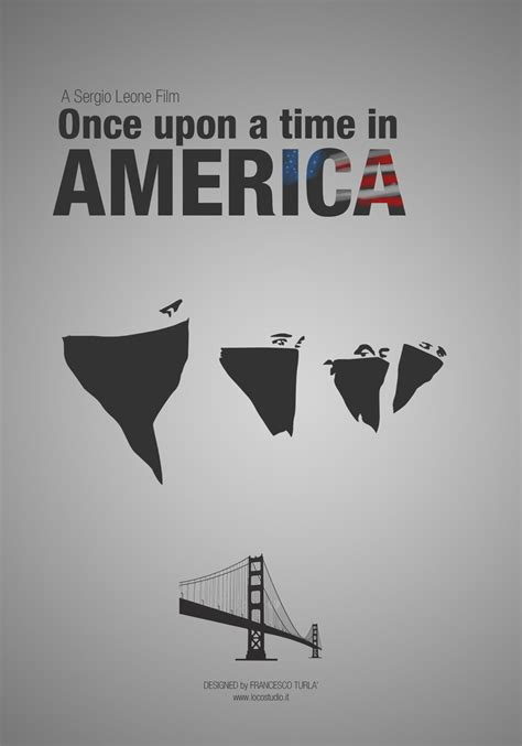 regarder once upon a time in america film francais complet hd once upon a time in america 1984 minimal movie poster