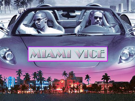 Miami Vice Images Miami Vice Hd Wallpaper And Background