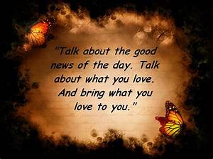 Secret of The Law of Attraction: Today #Law of Attraction ...