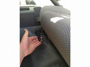 How To Repair The Rear Cup Holder In A 2005