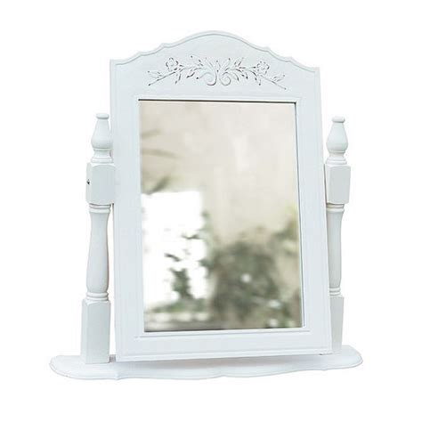 shabby chic table mirror shabby chic dressing table mirror from not on the high street dressing table mirrors 10 of