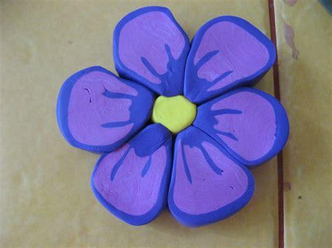 fleur en pate a sel premier essai d une fleur en fimo quot fleur de sel