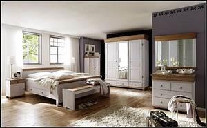 Schlafzimmer Kiefer Massiv Wei Gebeizt Schlafzimmer